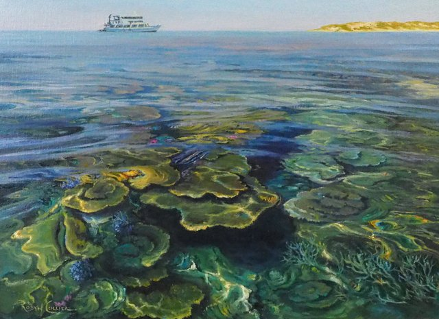 ABROLHOS CORAL