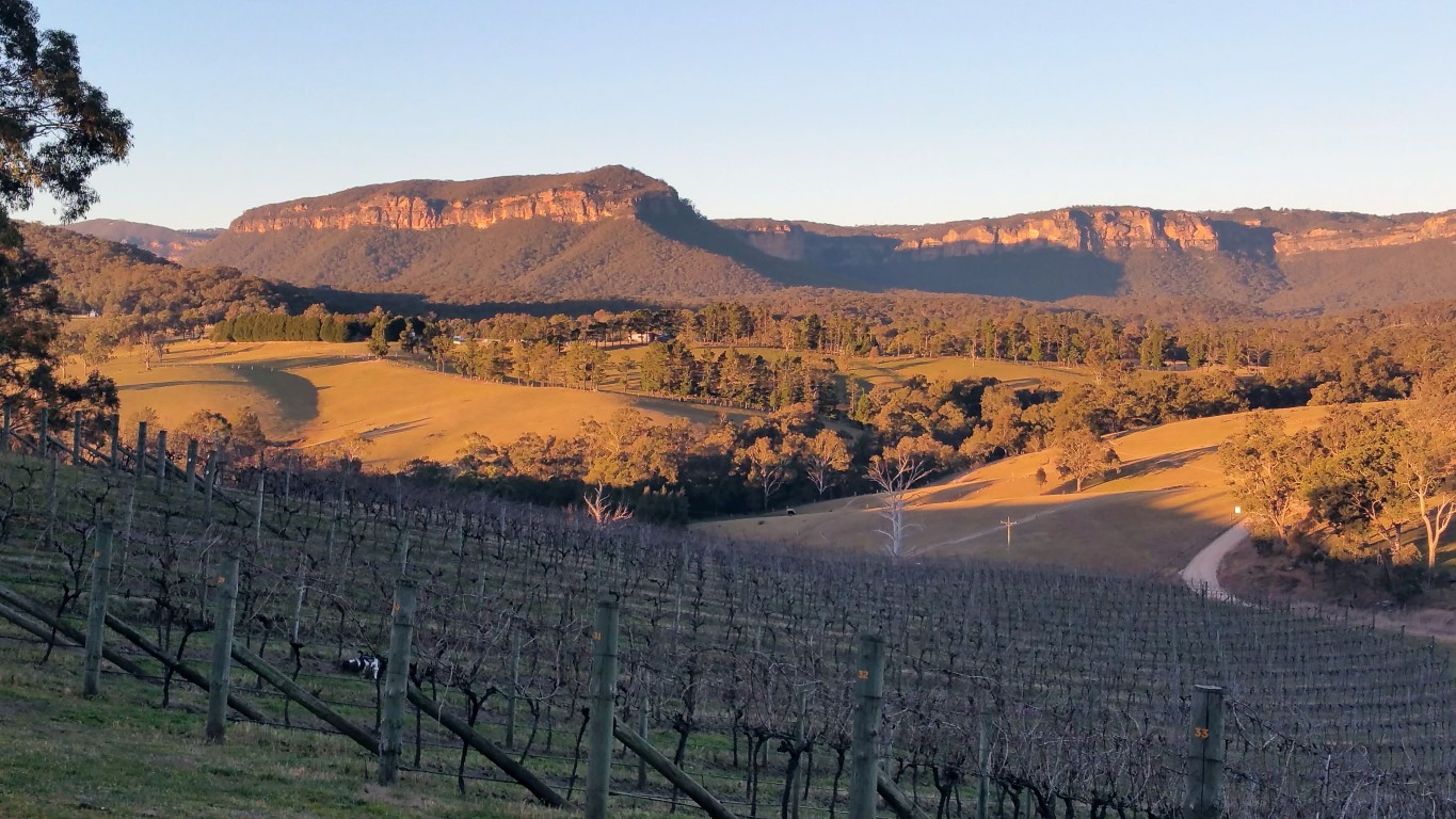 GREAT AFTERNOON IN THE MEGALONG VALLEY