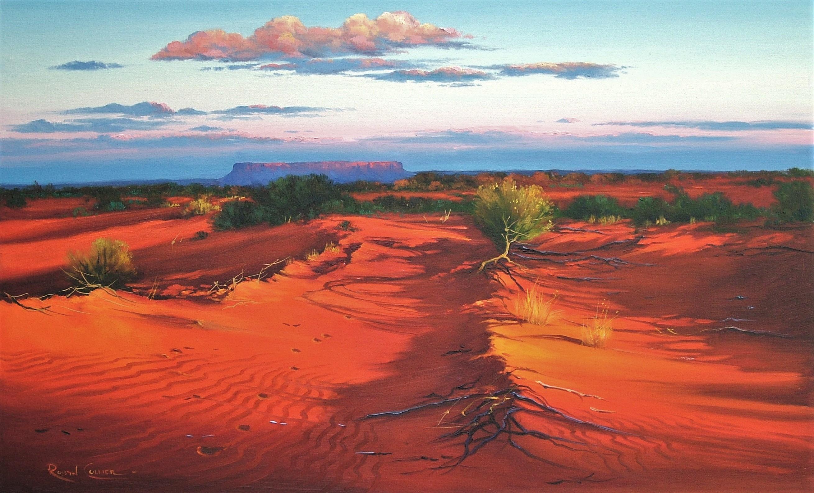 CENTRAL AUSTRALIA 5-17th JULY